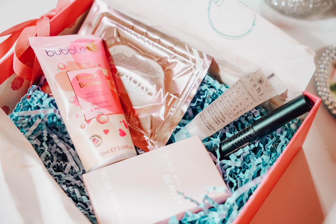 Glossybox February 2021 (Sing, Dance, Love, Repeat)