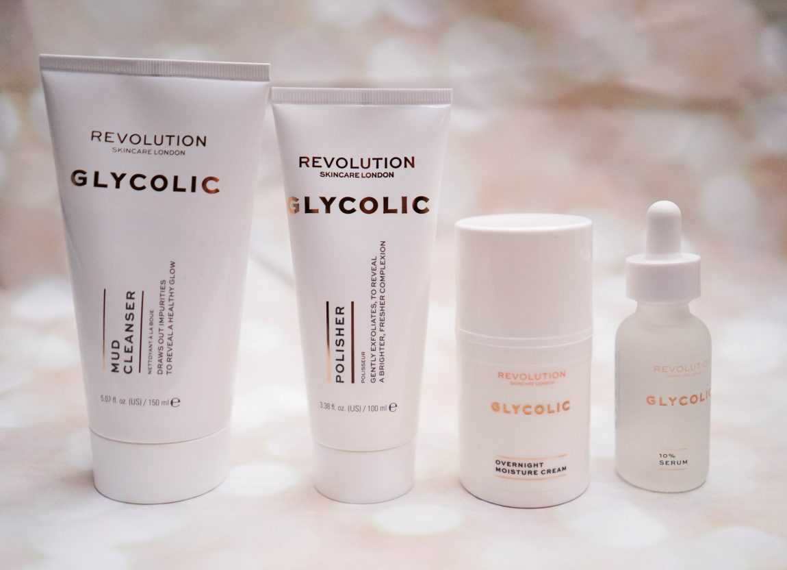 Revolution Skincare: Glycolic Acid Range