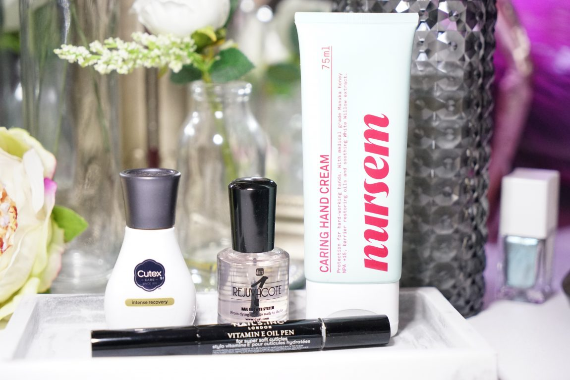 Hand and Nail Care Heroes