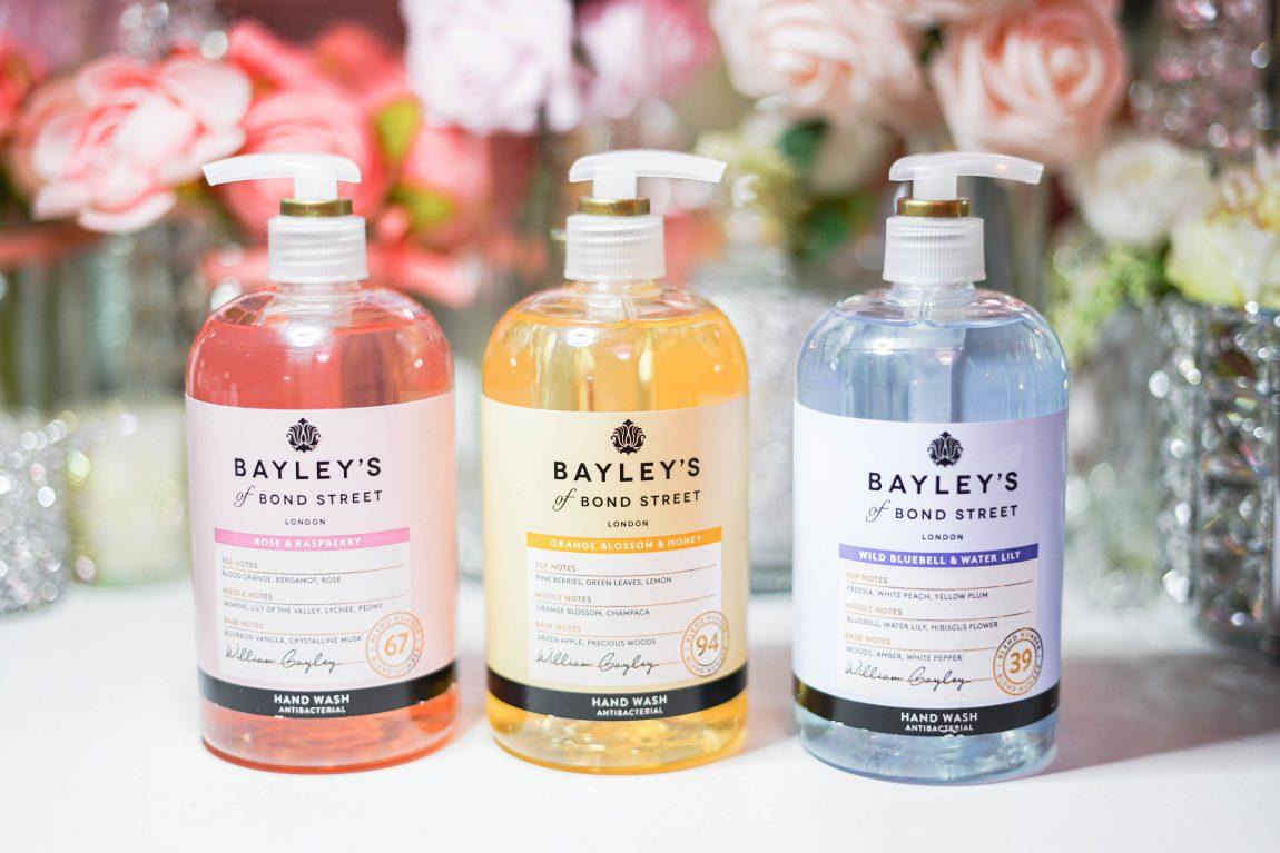 Bayley's of Bond Street Handwashes