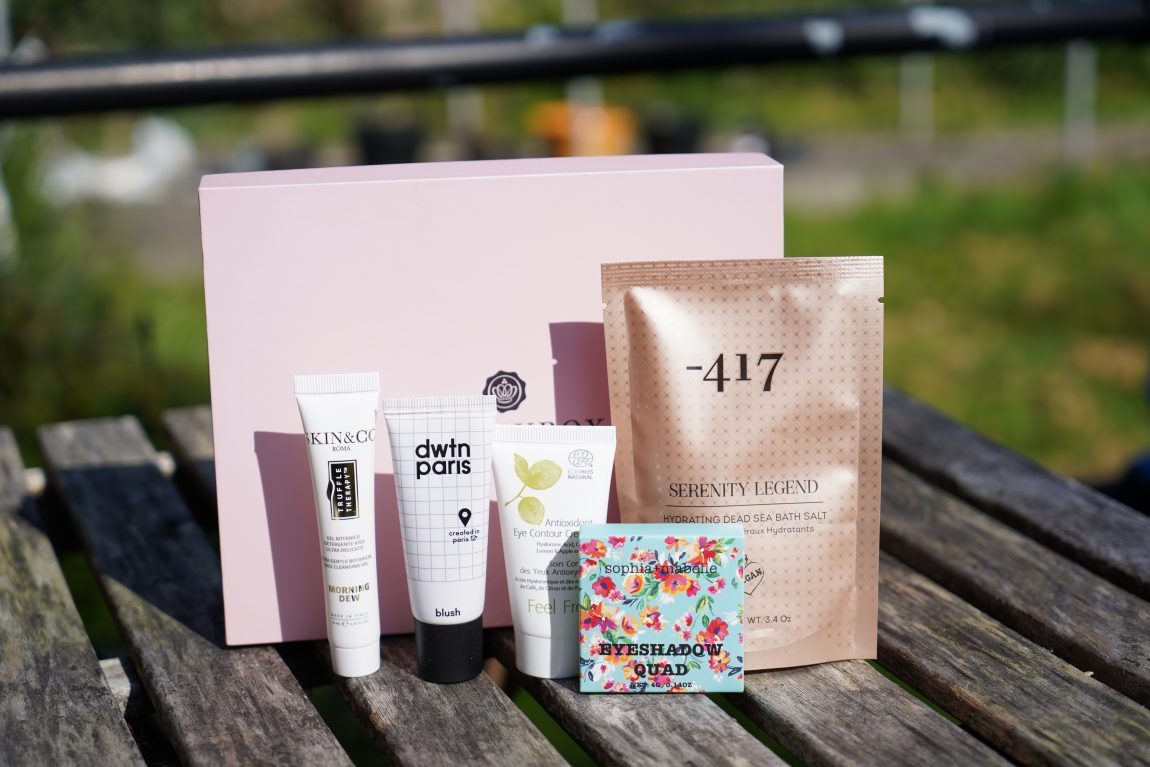 Glossybox April 2021: Woke Up in Spring