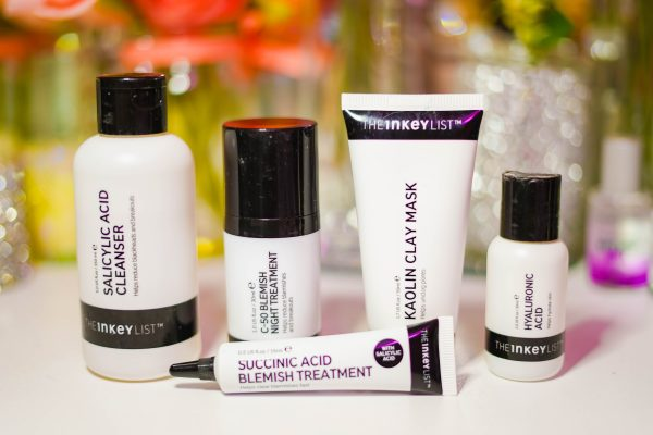The Inkey List Acne Skincare