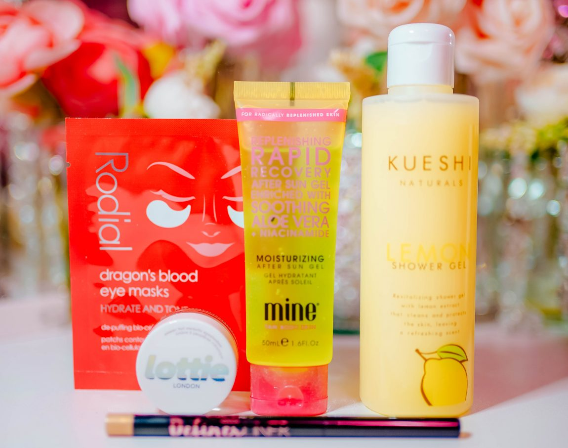 Glossybox May 2021: Let the Sun Shine