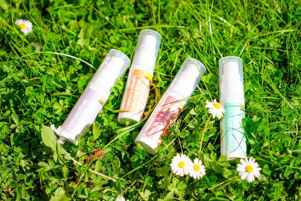 BetterYou Oral Sprays: The Madeleine Shaw Range