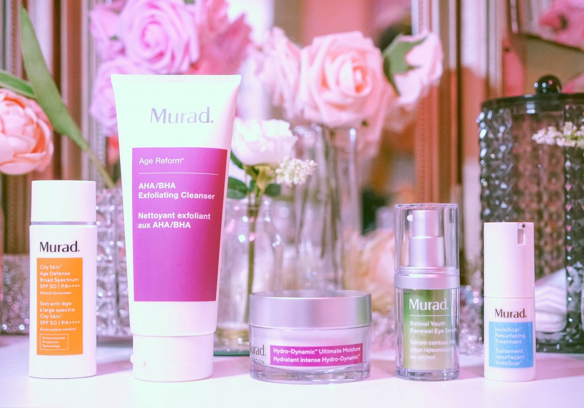 """Murad Skincare """"The Game Changers"""""""